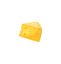 swiss italian dairy fresh organic product vector image