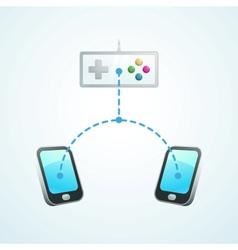 Online games for phones vector