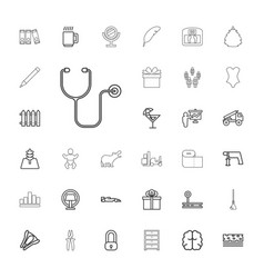 33 background icons vector