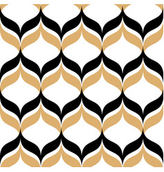 Modern geometric pattern vector