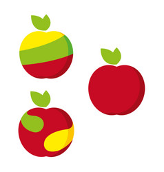 apple2 vector image
