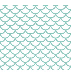 fish scales seamless pattern fish skin endless vector image vector image