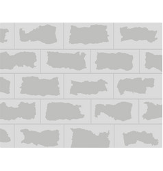 Cement wall background vector