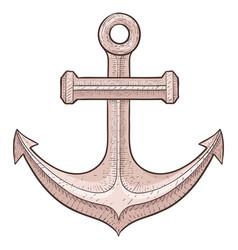 Anchor sketch vector