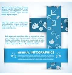 Modern Design template can be used for vector image
