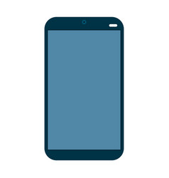 Electronic cell phone off vector
