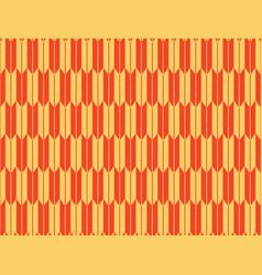 Seamless pattern yagasuri traditional japanese vector