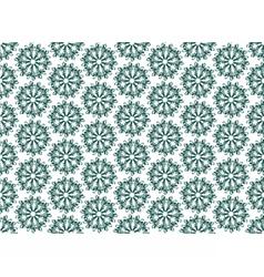 Vintage Floral texture ornament vector image
