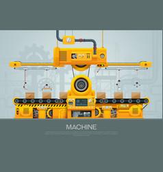 machine vector image