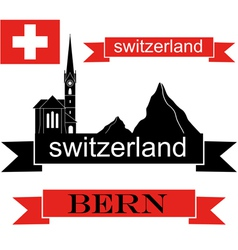 Switzerland vector