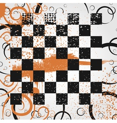 Grunge board vector image vector image