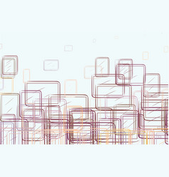 Background abstract handphone or mobilephone hand vector