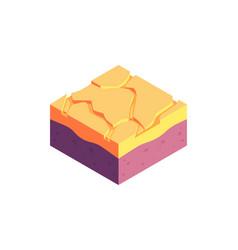 Game landscape vector