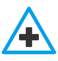Health Warning Icon vector