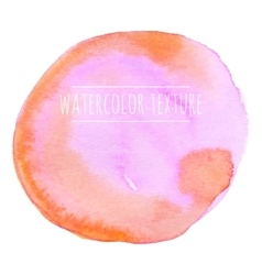 Pink Watercolor Background vector