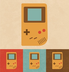 Retro gadget vector