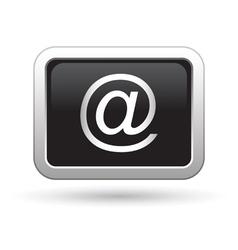 E mail icon vector image