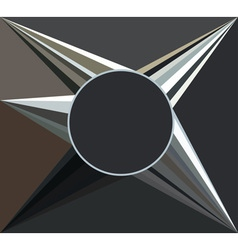 Abstractive Rays Background vector image