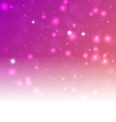 Bright Res Rose Abstract Christmas Background vector image vector image