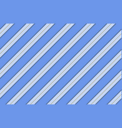 blue stripes background seamless fabric texture vector image
