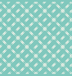 geometric seamless pattern retro vintage vector image