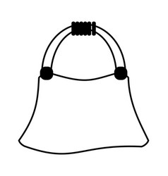 Purse bag icon image vector