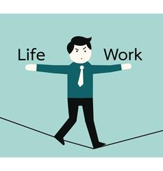 Lifeandwork vector