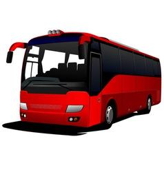 al 0431 city bus vector image vector image