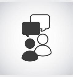 people avatars community group vector image