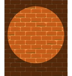 Prison Wall vector image vector image