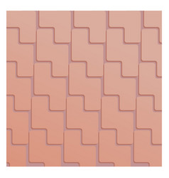 Asphalt paving icon cartoon style vector