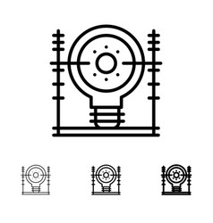 Define energy engineering generation power bold vector