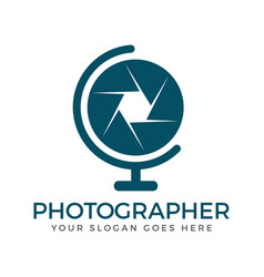 Photography logo design vector