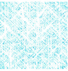 Turquoise grunge background with scuffs vector
