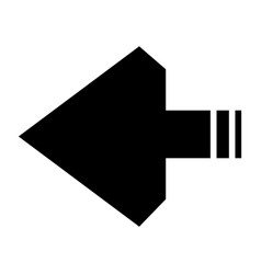 arrows next vector image vector image