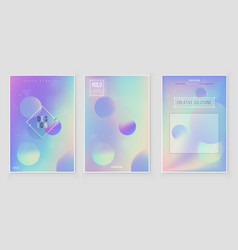 Blurred background abstract smooth light colors vector