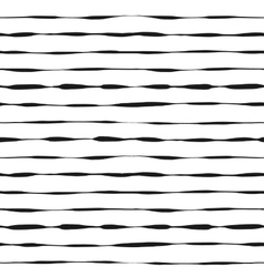 Grunge seamless pattern of stripes vector image