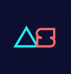 blue orangepastel copy 14 vector image