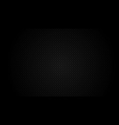 dark black geometric grid background modern dark vector image