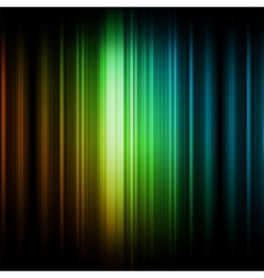 abstract glowing background eps 8 vector image vector image