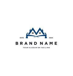 Home renovation logo design vector