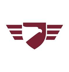 Shield Logo Template vector image vector image