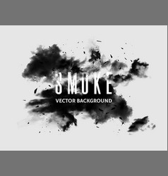 Abstract realistic grunge background in form vector