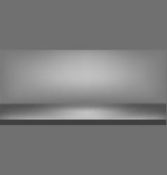 scene background realistic decorations vector image
