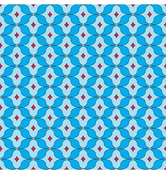 sinusoida seamless pattern vector image