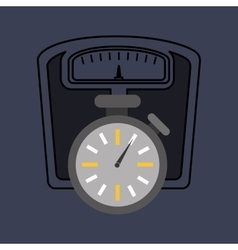 Weight scale timer vector