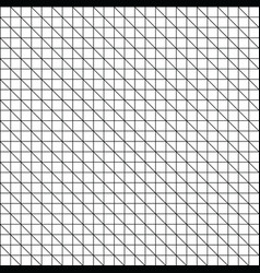 grid stripe seamless pattern vector image