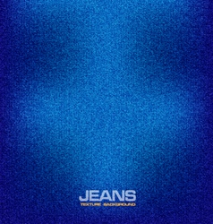Jeans material textured background deni vector