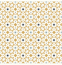 Retro floor tiles seamless pattern vintage vector