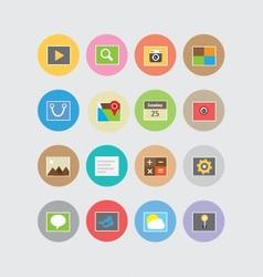 web icon 33 vector image